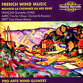 French Wind Music by Pro Arte Wind Quintet
