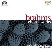 Choral Works by Chamber Choir of Europe
