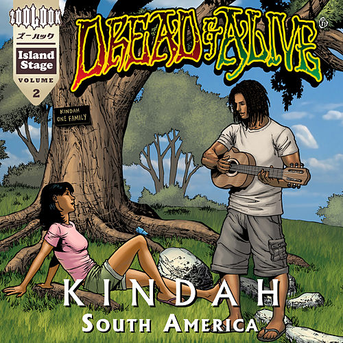 Dread & Alive: KINDAH, Vol. 2 by Various Artists