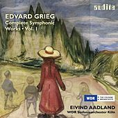 Edvard Grieg: Symphonic Dances, Peer Gynt Suite No. 1, Peer Gynt Suite No. 2 & Funeral March in Memory of Rikard Nordraak (Vol. I of Grieg's Complete Symphonic Works including Morning Mood, In the Hall of the Mountain King, Arabian Dance & Solveig's Song) by WDR Sinfonieorchester Köln
