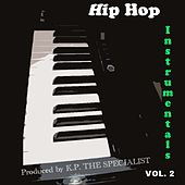 Hip Hop Instrumentals Vol. 2 by Kp the Specialist