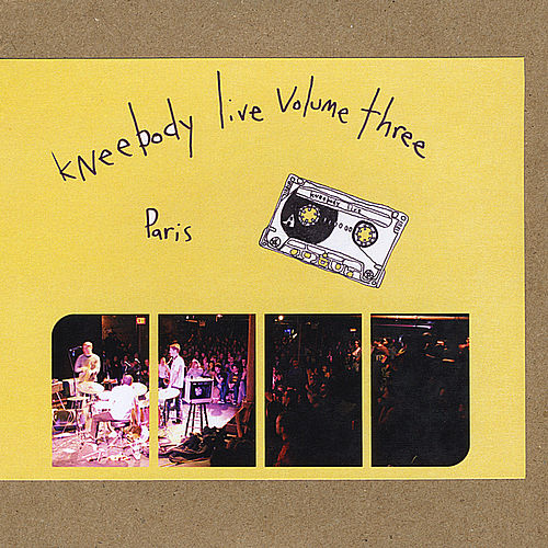 Kneebody Live, Vol. 3 (Paris) by Kneebody