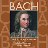 Bach, JS : Sacred Cantatas BWV Nos 180 - 182 by Various Artists