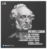 Mendelssohn : Symphonies Nos 1 - 5, Piano Concertos Nos 1, 2 & A Midsummer Night's Dream von Kurt Masur