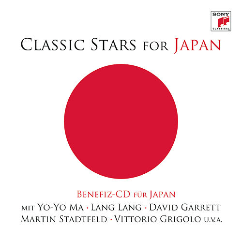 Classic Stars for Japan von Various Artists
