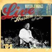 Live From Austin TX '84 by Waylon Jennings