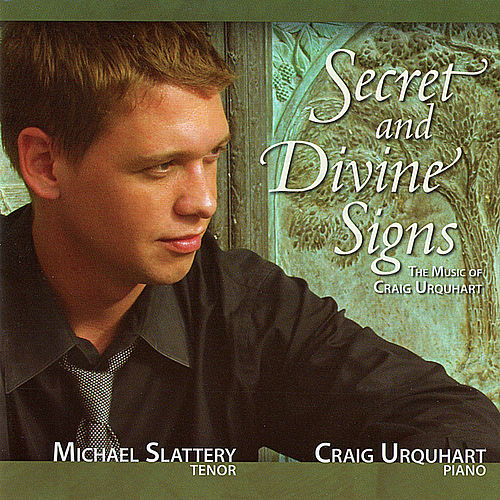 Secret And Divine Signs by Michael Slattery