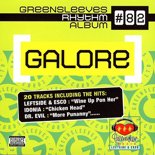 Galore von Various Artists