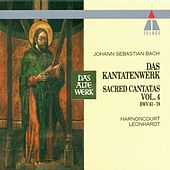 Bach, JS : Sacred Cantatas Vol.4 : BWV 61-78 by Various Artists