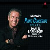 Mozart : Piano Concertos Nos 9 & 17 by Daniel Barenboim
