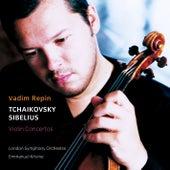Tchaikovsky & Sibelius : Violin Concertos by Vadim Repin