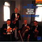 Hayden: String Quartets, The Lark -  Emperor - The Sunrise by Bartok Quartet
