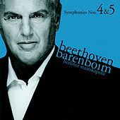 Beethoven : Symphonies Nos 4 & 5 by Various Artists