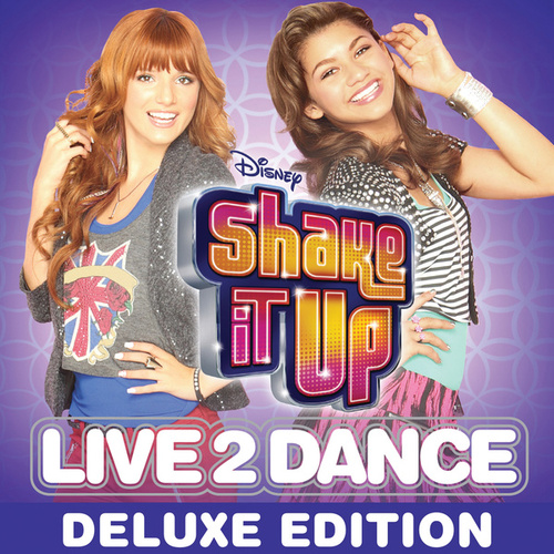 Shake It Up: Live 2 Dance by Various Artists