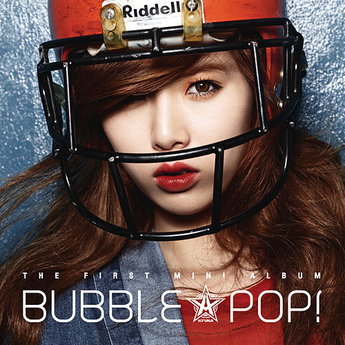 Bubble Pop! by Hyuna Kim