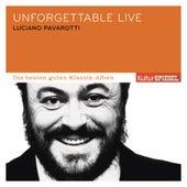 Unforgettable von Luciano Pavarotti