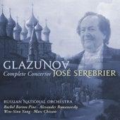 Glazunov : Complete Concertos by José Serebrier