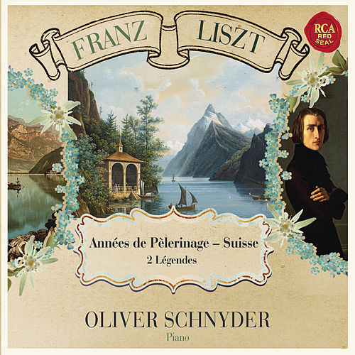 Liszt: Piano Works by Oliver Schnyder
