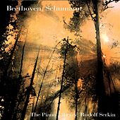 Beethoven & Schumann : The Piano Library by Various Artists