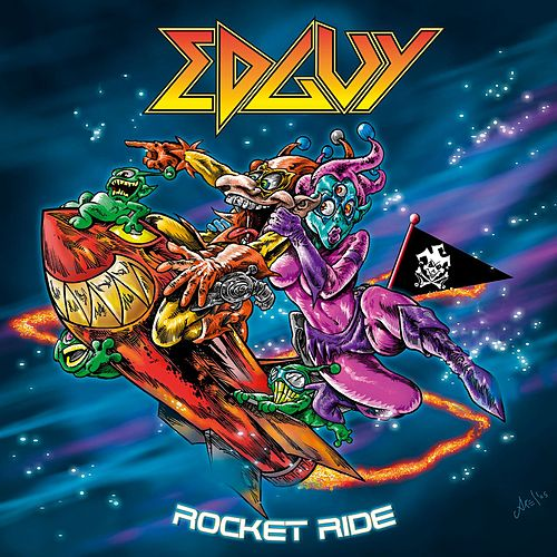 Wasted Time von Edguy