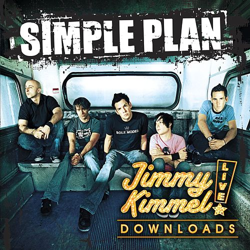 Jimmy Kimmel Live! by Simple Plan