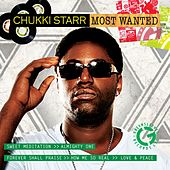 Most Wanted by Chukki Starr