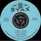 Soul Man / May I Baby [Digital 45] von Sam and Dave