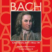 Bach, JS : Sacred Cantatas BWV Nos 198 & 199 by Various Artists