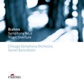 Brahms : Symphony n° 2 / Tragic Overture Op.81 by Daniel Barenboim