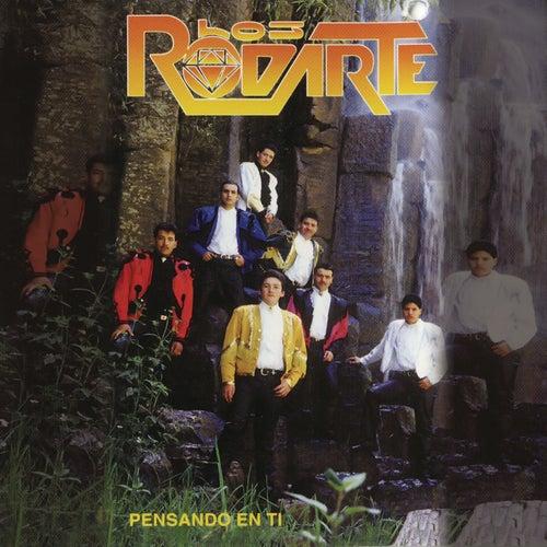 Los Rodarte - Pesando en ti (Álbum 1995)