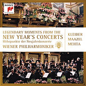 Legendary Moments of the New Year's Concert by Various Artists