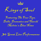 Kings of Soul featuring The Four Tops, Dells, Dramatics and Harold Melvin's Blue Notes von Various Artists