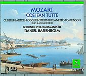 Mozart : Cosi fan tutte by Various Artists