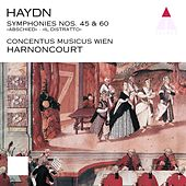 Haydn : Symphonies Nos 45 & 60 by Nikolaus Harnoncourt