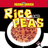 Riddim Driven: Rice & Peas by Various Artists