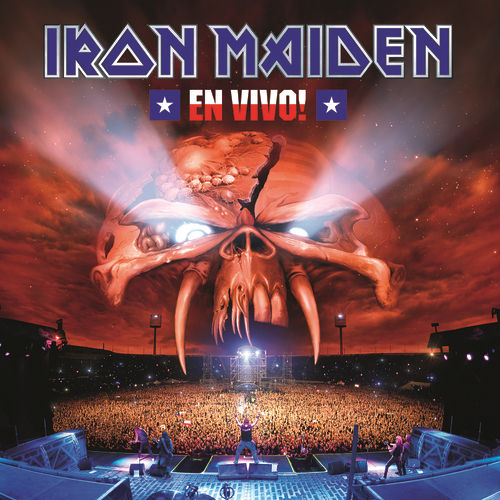 En Vivo! by Iron Maiden