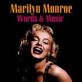 Marilyn Monroe Words and Music by Marilyn Monroe