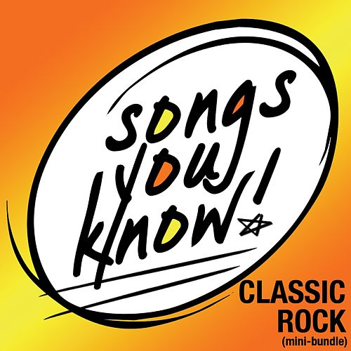Songs You Know - Volume 7 Classic Rock [Mini Bundle] by Various Artists