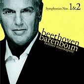 Beethoven : Symphonies Nos 1 & 2 by Various Artists