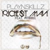 Richest Man (feat. Pitbull) - Single by Play-N-Skillz