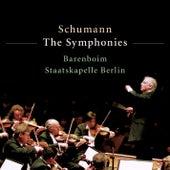 Schumann : Symphony No.4 by Daniel Barenboim