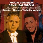 Nielsen & Sibelius : Violin Concertos by Maxim Vengerov