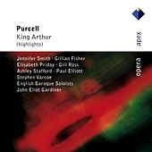 Purcell : King Arthur von Various Artists