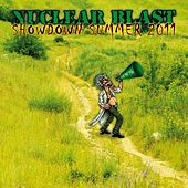 Nuclear Blast Showdown Summer 2011 von Various Artists
