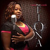 More Than Words by Fiona
