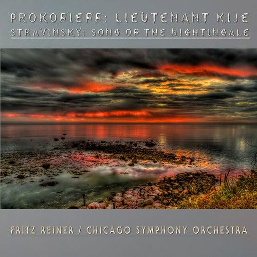Prokofieff: Lieutenant Kije, Stravinsky: Song of the Nightingale (Remastered) by Fritz Reiner