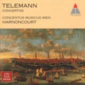 Telemann : Concertos by Nikolaus Harnoncourt