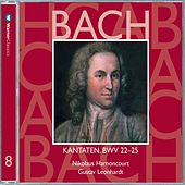 Bach, JS : Sacred Cantatas BWV Nos 22 - 25 by Various Artists