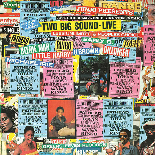 Junjo Presents Two Big Sound by Various Artists