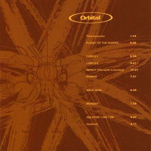 Orbital 2 by Orbital